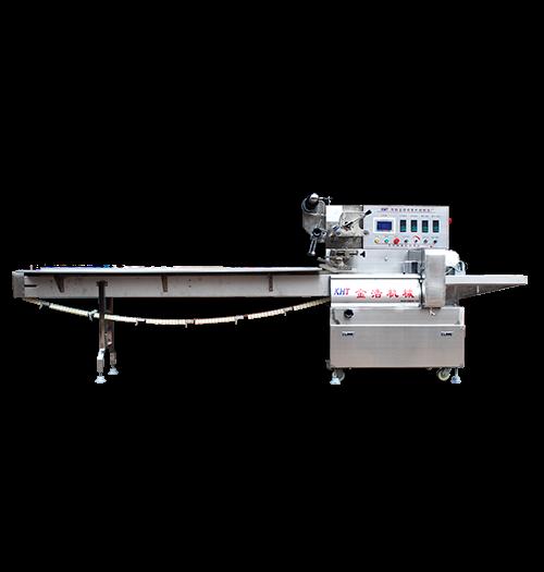 JH-450S2型伺服控制全自动包装机